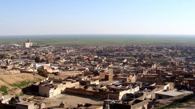 Ville de Sinjar - Irak