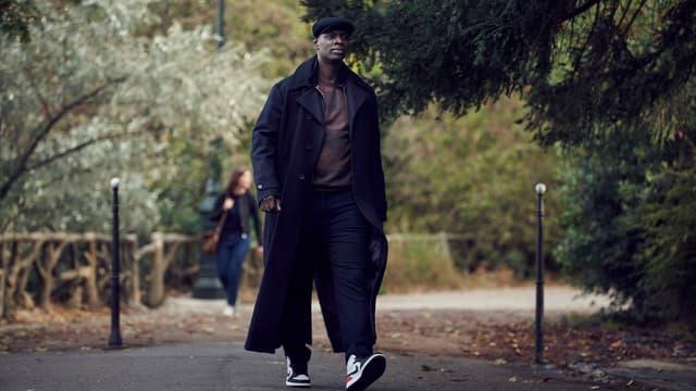 "Omar Sy dans ""Lupin"", saison 2."