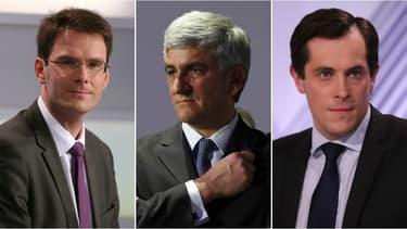 Le second tour en Normandie oppose Nicolas Mayer-Rossignol, pour le PS, Hervé Morin, à la tête de l'alliance LR-UDI-MoDem et le candidat du Front national Nicolas Bay.