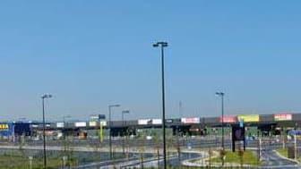 Le nouveau centre commercial Inter Ikea Centre Group à Thillois