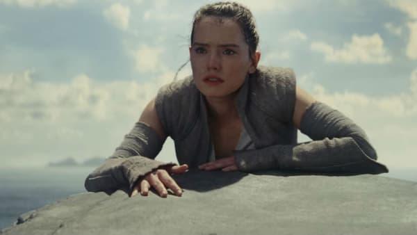 """Daisy Ridley dans """"Star Wars VIII: les Derniers Jedi"""""""
