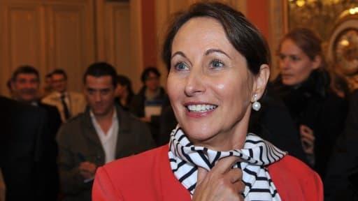 Ségolène Royal a fait une sortie remarquée sur l'écotaxe.
