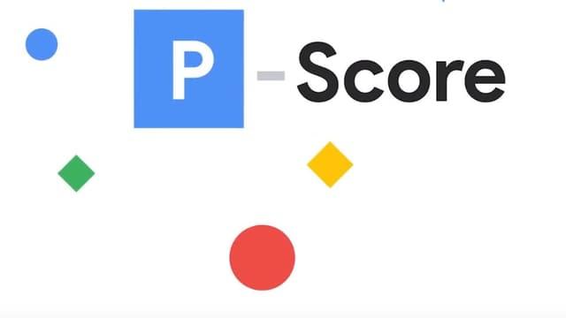 Le P-Score, ou les notes attribuées par YouTube à 5% de ses vidéastes.