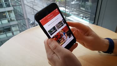 L'application VizEat obtient la seconde place du classement annuel iOS