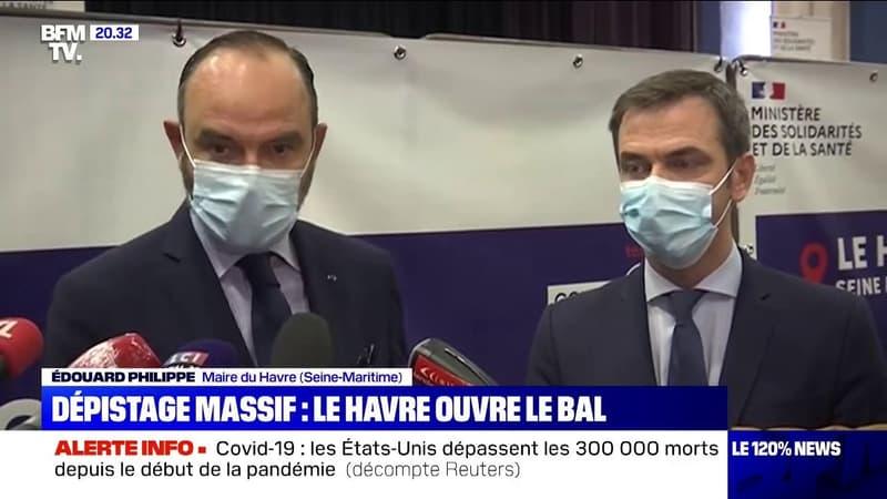 Covid-19: Le Havre a débuté ce lundi une grande campagne de tests de dépistage
