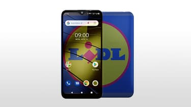 Le smartphone Gigaset GS110
