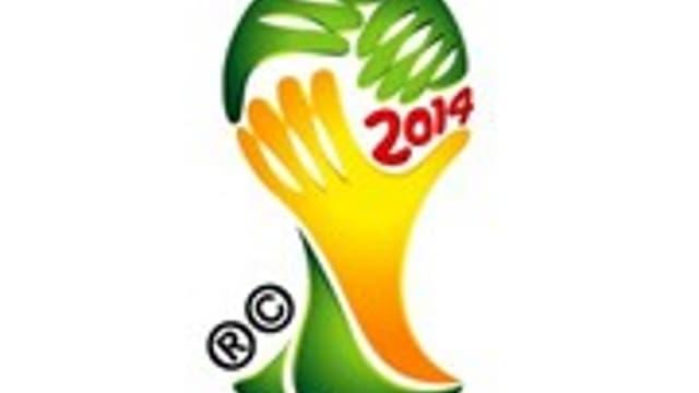 Le logo de Brésil 2014