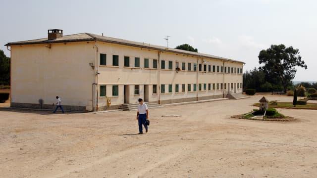 La prison ouverte de Casabianda, en Corse