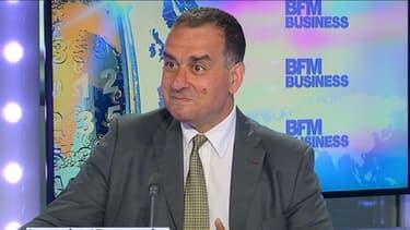 Marwan Lahoud était l'invité de BFM Business ce 16 juin.