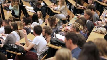Une nouvelle assemblée générale des étudiants doit se tenir lundi à 11h. Image d'illustration.