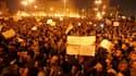 Place Tahrir, dans le centre du Caire