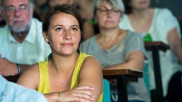 Cécile Duflot candidate à l'élection présidentielle de 2017? L'idée lui a traversé la tête, mais elle n'a pas encore arrêté sa décision.