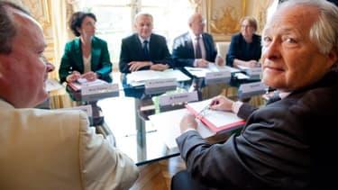 Jean-François Roubaud est satisfait de l'attitude du gouvernement envers les PME lors de l'élaboration du Budget 2014.