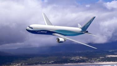 Amazon négocierait la location de la version cargo du Boeing 767.