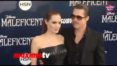 """Angelina Jolie et Brad Pitt réunis à l'écran dans """"By The Sea"""""""