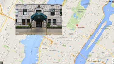 Le 834 de la 5ème Avenue est une adresse prestigieuse.