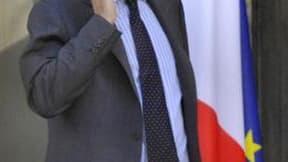 Le chef de file des députés UMP, Jean-François Copé, a confirmé mercredi avoir offert ses services à Nicolas Sarkozy pour prendre la tête de l'UMP et non pour succéder à François Fillon au poste de Premier ministre. /Photo prise le 22 mars 2010/REUTERS/Ph