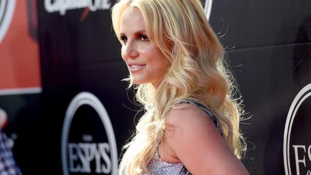 Britney Spears, le 15 juillet 2015