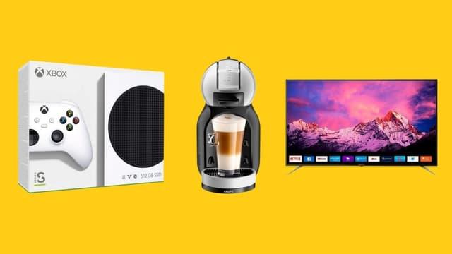 TV, Xbox Series S, Machine à café... les arrivages sont disponibles chez Electro Dépôt !