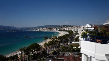 La ville de Cannes (photo d'illustration)