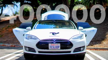 400.000 miles, c'est le nouveau cap franchie par la Model S d'une société de mobilité américaine.