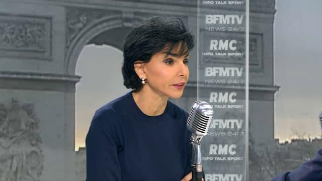 Rachida Dati, ce vendredi, sur BFMTV