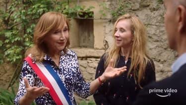 Marie-Anne Chazel et Sylvie Testud dans Deutsch-Les-Landes