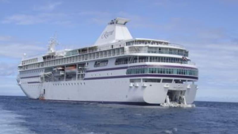 Polynésie: 340 passagers d'un navire de croisière confinés après la détection d'un cas de Covid-19