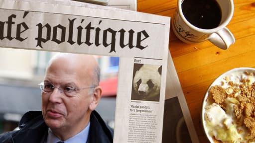 """""""Chaque jour du mandat de François Hollande rend la comparaison avec Nicolas Sarkozy un peu plus cruelle pour l'actuel titulaire du poste"""", pense Patrick Buisson."""