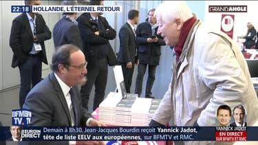 François Hollande, l'éternel retour