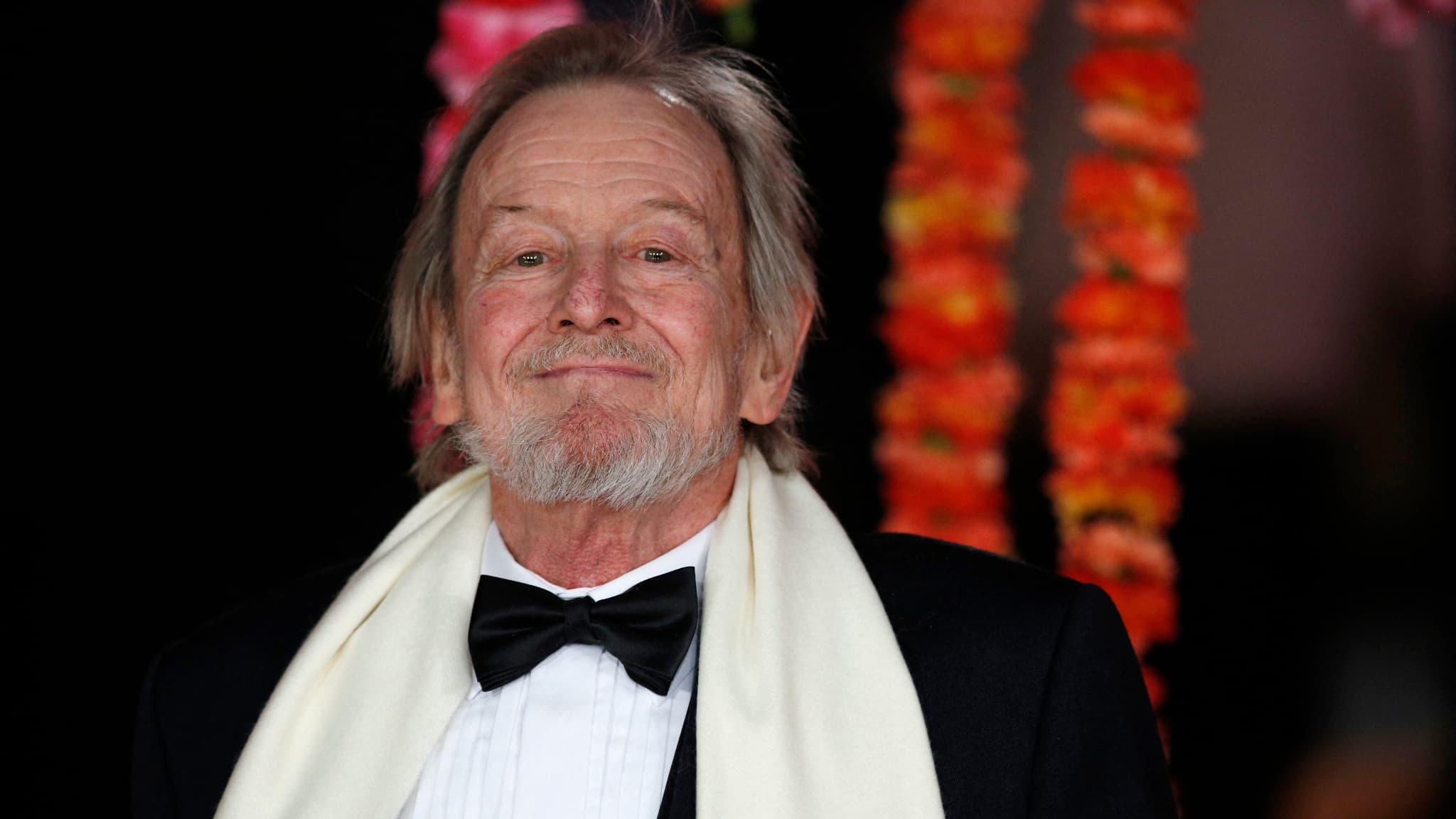 Mort à 80 ans de l'acteur Ronald Pickup, vu dans