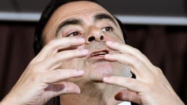 Carlos Ghosn plus multi-casquettés que jamais