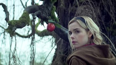 "Kiernan Shipka dans ""Les Nouvelles aventures de Sabrina"""