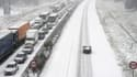 Gros embouteillage ce mardi matin sur la N118 près de Paris