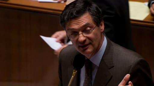 Patrick Devedjian, président UMP du conseil général des Hauts-de-Seine
