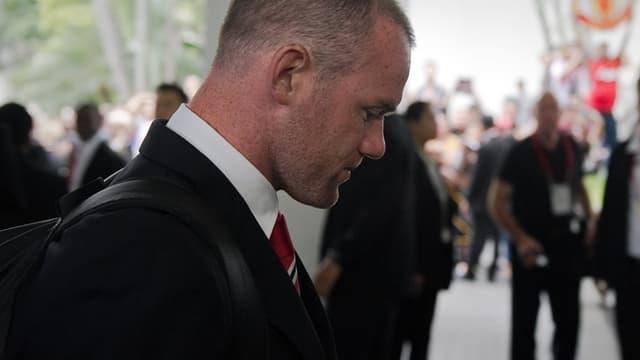 Wayne Rooney boude à MU