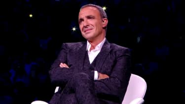 """Nikos Aliagas dans """"La Chanson secrète"""""""