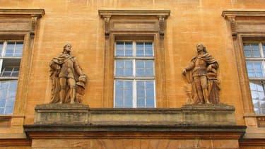 Façade du palais de justice de Metz (illustration)