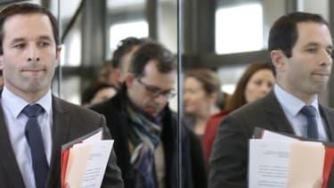 Benoît Hamon défendra à partir du 25 juin le projet de loi devant les députs.