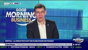 Spatial : la spacetech en plein essor en France