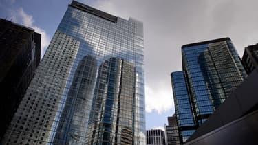 Le siège de JPMorgan, à Hong-Kong.