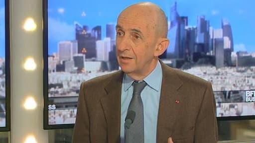 """Louis Gallois a notamment souligbné """"l'effort considérable"""" de l'Etat sur la dépense publique."""