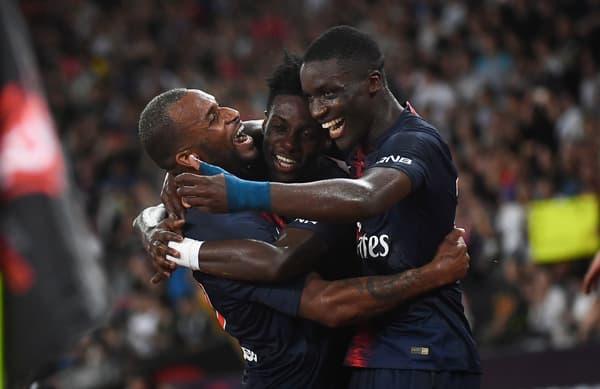 Timothy Weah, Stanley Nsoki et Kévin Rimane ont tous quitté le PSG cet été