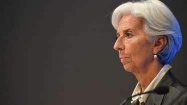 La reprise est propice à poursuivre les réformes structurelles, estime Christine Lagarde.