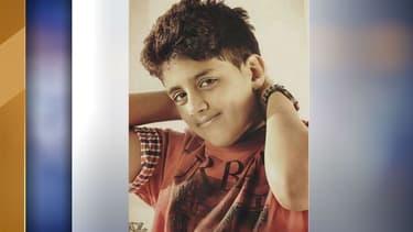 Le jeune Murtaja Qureiris, sur une photo non datée diffusée par l'ONG Amnesty Intrernational. - Amnesty International