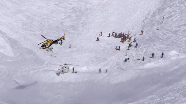 Le drame s'est déroulé à la station de Val-d'Isère