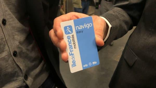 Le Navigo Easy commence à remplacer les tickets de métro.