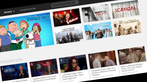 Le site de streaming américain Hulu intéresse les investisseurs, dont Yahoo.