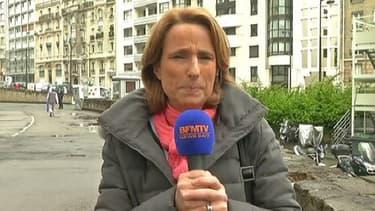 Béatrice Bourges, porte-parole du Printemps français, au micro de BFMTV vendredi 24 mai.
