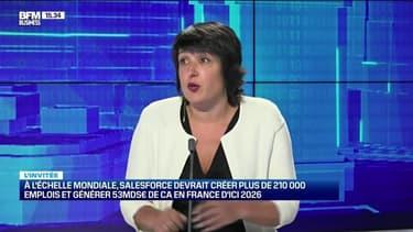 Emilie Sidiqian à la tête de Salesforce France - 25/09